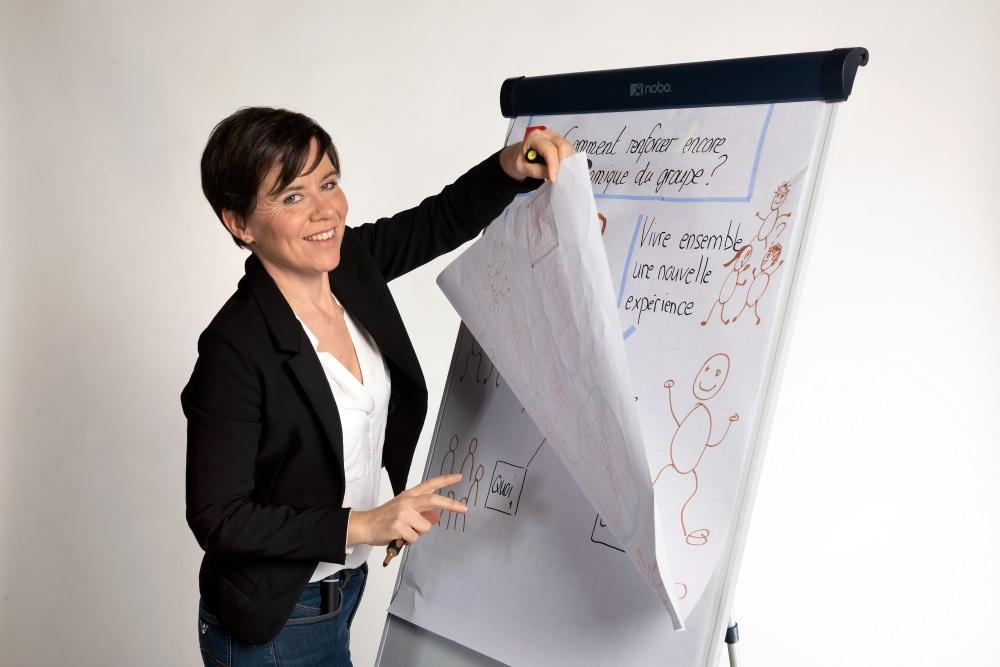 Anne-Claude Cosandey Facilitatrice