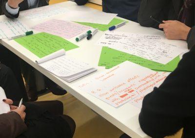 Workshop Génération de projets de recherches interdisciplinaires